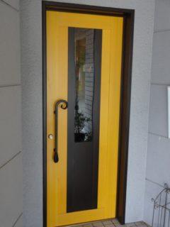0から考えて作るドア