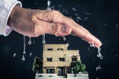 雨漏りも解決!高耐久性を持つモルタル造形!
